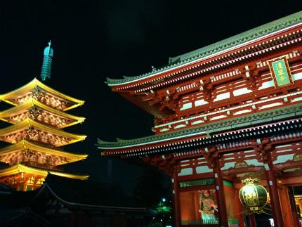 16浅草寺