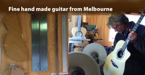 Jack Spira Guitars Japan
