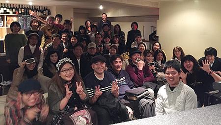 201506北浜ライブ集合写真