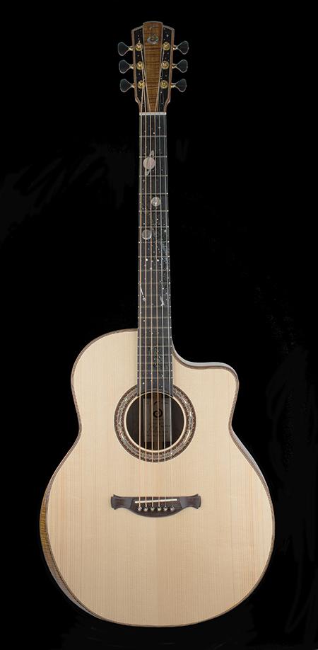 315 Jack Spira Guitars