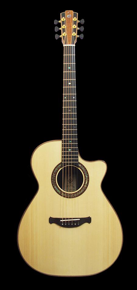 318 Jack Spira Guitars