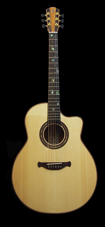 319 Jack Spira Guitars