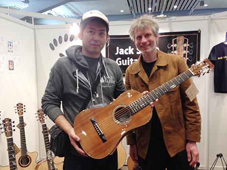 201526ラストギター小山さんと