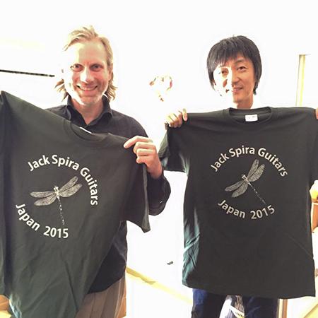 2015年5月 TOKYOハンドクラフトギターフェス2015 レポート